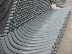ASTM A234 Seamless Steel Bend