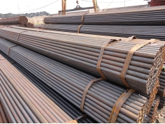 ERW weld black carbon steel pipe