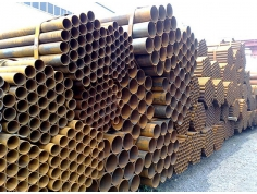 ERW steel pipe for oil & gas industry