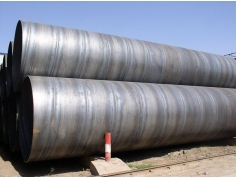 API 5L SSAW steel pipe for oil pipeline