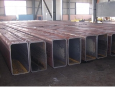 Carbon Steel Rectangular Tube