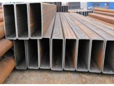 Thick wall seamless square tube