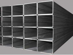 S355JR thick wall rectangular tube