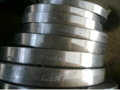 Forged carbon steel flange 16mn