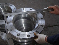 ASTM Forged RF SS316 Slip on Stainless Carbon Steel Flange