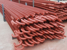 exchanger heat finned tube