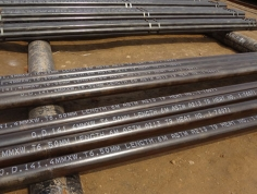 ASTM A213 Seamless Steel Pipe