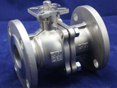 600 series PFA Lined Ball Valve
