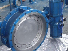 lugged type stainless steel butterfly valve