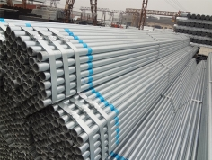 24 inch ASTM A106 galvanized seamless carbon steel pipe