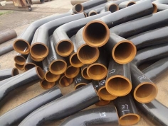 carbon steel bends pipe