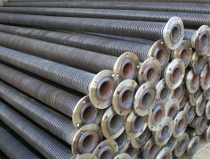 ASTM A 179 carbon steel finned tube