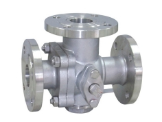 Ball Valves three way