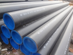 Q345B seamless steel pipes welded how to detect whether the quality standards
