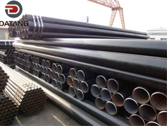Datang Carbon Steel Seamless Pipes / Tubes