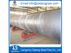 SSAW Steel Pipe the price