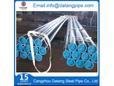 ASTM A53 Black and Hot Dip Galvanized Steel Pipe