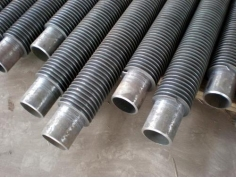 STAINLESS STEEL IN FINNED TUBING