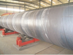 What is a SSAW steel pipe?