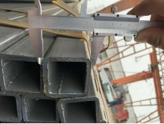 Square steel pipes for sales from China