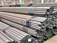 ASTM A106/A53 GrB Seamless Steel Pipe